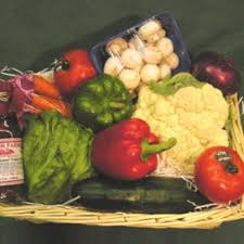 vegetarian gift basket veggie gift basket farms bringing country to the city