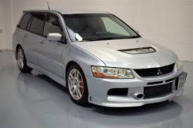 mitsubishi wagon used mitsubishi lancer evo 9 mr gt wagon for sale in york north