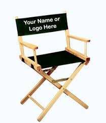 Beach Chair Name Everywhere Chair Directors Chairs Covers And Custom Portable