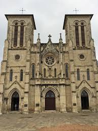 san fernando cathedral light show san fernando cathedral daytime susan rushton