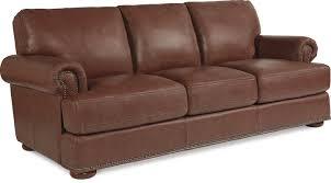 Omnia Leather Chairs La Z Boy Andrew Leather Sofa U0026 Reviews Wayfair