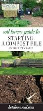 backyard composting guide home outdoor decoration