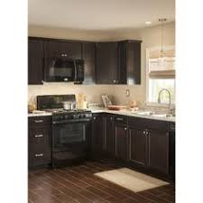 Lowes Kitchen Wall Cabinets by Diamond Now At Lowe U0027s Brookton Collection The Dark Coolness Of