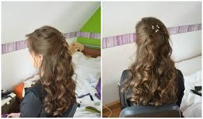 Hochsteckfrisurenen Lange Haare Konfirmation by Einfache Frisuren Zum Abschlussball Frisuren Und Haarschnitt