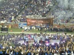 kid rock performing detroit michigan detroit lions united way