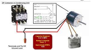 wiring diagram 4 wire condenser fan motor wiring diagram 2012 07