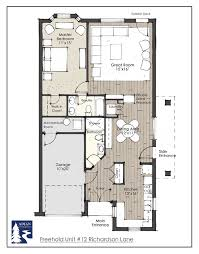 here is the floor plan for the great escape 480 sq ft small quarry hollow condo community madoc ontario