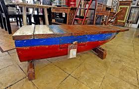 canoe coffee table for sale coffee table canoe coffee table with glass top furniture martcanoe