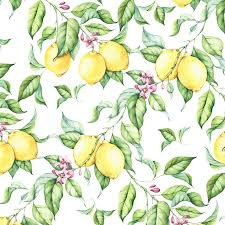watercolor lemon wallpaper removable u2013 rocky mountain decals