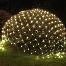 Outdoor Net Lights 1 5 1 5m 120 Bulbs Led Net Lights Garland Outdoor Lighting