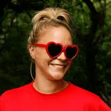 go red for women sunglasses aha shopheart org