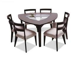 triangle dining room table triangle dining room tables chuck nicklin