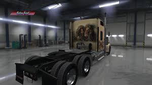 2016 kenworth w900 indian spirit custom skin u2013 kenworth w900 american truck
