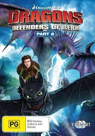 dragons defenders of berk vol 2 20th century fox au