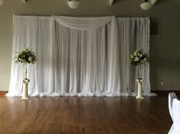 wedding backdrop fabric luxurious fabric draping for weddings above the rest event designs