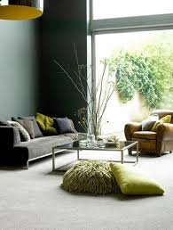 green gray living
