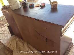 baby changing dresser turned rustic kitchen island lynn fern