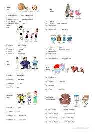37 free esl comparison of adjective worksheets