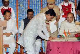 Maharashtra Cabinet Ministers Tainted Ministers Retained In Maharashtra The Hindu