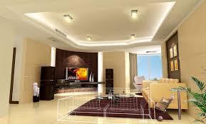furniture cove lighting and living room interior designs tv unit