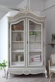 Antique Painted Kitchen Cabinets by Best 25 Chicken Wire Cabinets Ideas On Pinterest Farmhouse