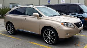 lexus rx 450h aftermarket parts lexus rx 350 custom 22 inch lexani lss10 wheels youtube