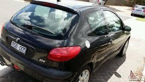 206 gti 2000 3d hatchback manual 2l multi point f inj seats in