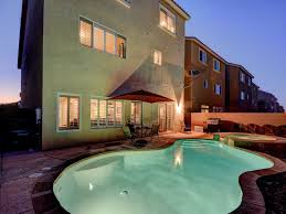5 minutes to las vegas strip 3 story homeaway las vegas 3 story 4 bedroom 4 bathroom heated pool spa