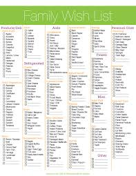 meal planning made easy gethealthy getorganized free