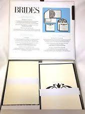 brides invitation kits wedding invitation kit ebay