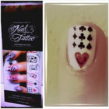 beauty fashion and nails dashing diva nail tattoos