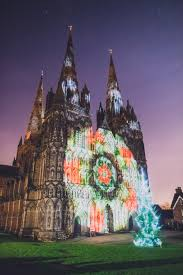sponsor a christmas tree at lichfield cathedral u0027s christmas tree
