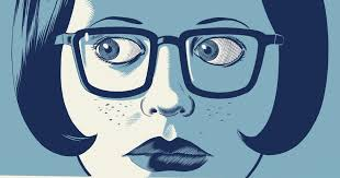 ghost world book or logan library and logan theatre explore both with