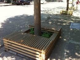 best 25 tree seat ideas on tree bench bench around