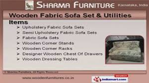 Rose Wood Sofa Set For Sale In Bangalore Wooden Furniture By Sharma Furniture Bengaluru Youtube