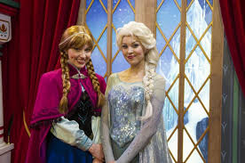 film elsa i anna where in walt disney world can i meet anna and elsa from frozen