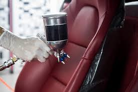 reparation siege cuir voiture réparation repigmentation cuir