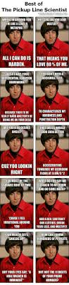 Howard Wolowitz Meme - top 10 pickup line scientist lines bauer power media