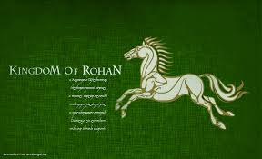 rohan wallpaper kingdom of rohan special edition by saracennegative on deviantart