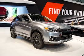 2017 white mitsubishi outlander 2017 mitsubishi outlander sport limited edition photo gallery