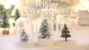 Winter Wonderland Diy Decorations - 20 breathtaking diy christmas decorations organics