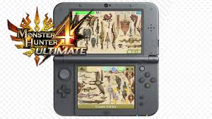 monster hunter 4 ultimate gets a free theme for the 3ds