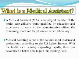 Medical Office Assistant Job Description For Resume by Medical Assistant Job Description Ma Skills What Does A Medical