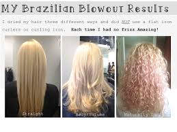 brazilian blowout results on curly hair brazilian blowout oh my obsession brittany blum
