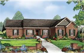 brick house plans america u0027s home place