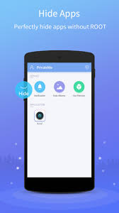 hide apps apk hide app safe chat privateme apk for android