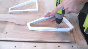 Building Wood Shelf Supports by Ep91 Diy 3 Tool Bed
