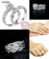 2pcs lot new arrival simple style ring cz men ring fashion visit to buy jexxi new arrival luxury 925 sterling silver rings