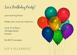 birthday invitations birthday party invitations free birthday invitations online