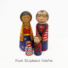peg dolls wedding cake toppers and personalised gifts